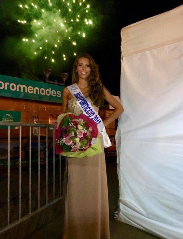Miss Porticcio 2017 est Eva Colas