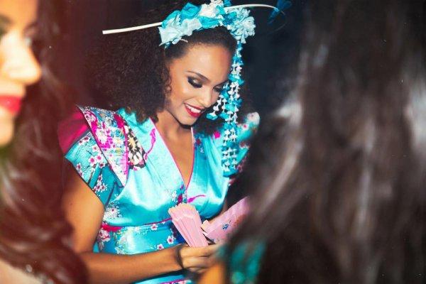 Show Miss France - Miss Réunion