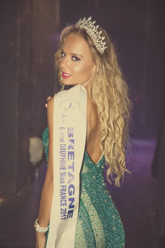 Show Miss France - Miss Réunion