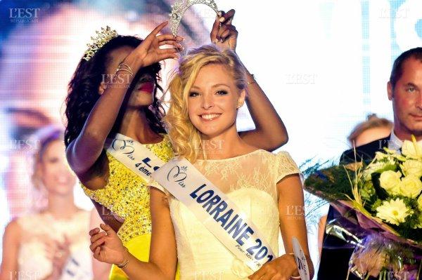 Miss Lorraine 2017 est Cloé Cirelli