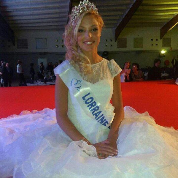 Cloé Cirelli - Miss Lorraine 2017