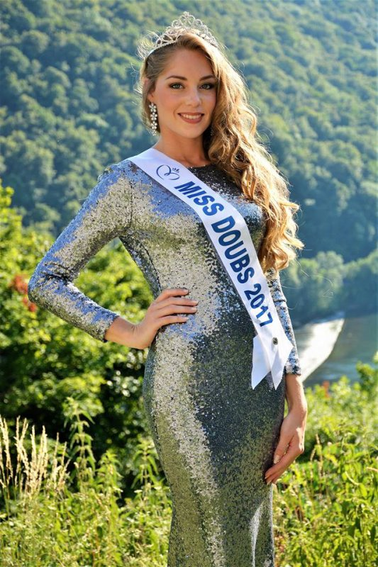 Interview fanny trimaille candidate miss franche comt 2017 les missfrance - Miss france 2017 interview ...