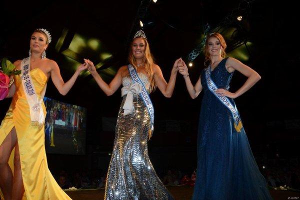 Miss Dunkerquois 2017 est Flavie Dumes