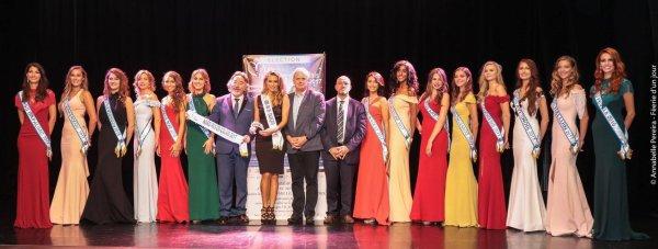 Candidates Miss Nord Pas de Calais 2017