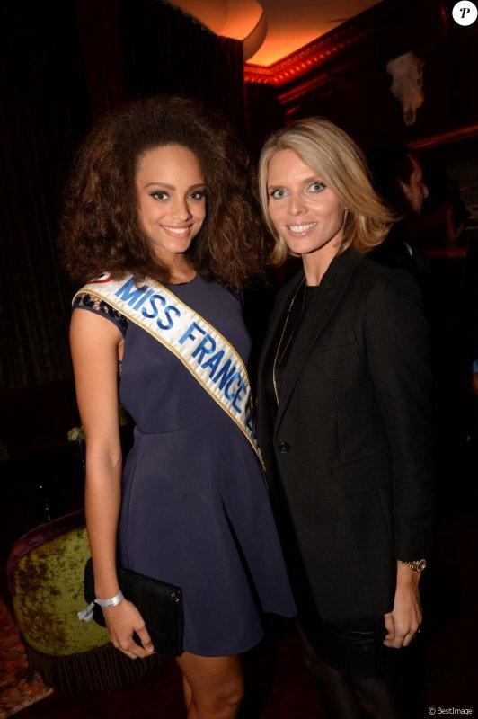 Alicia Aylies & Sylvie Tellier - Soirée d'inauguration
