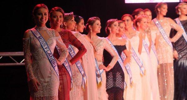 Miss Nord-Pas-de-Calais 2017 est Maëva Coucke