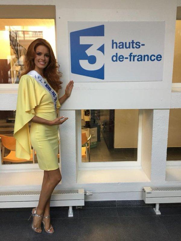 Maëva Coucke - JT de France 3 hauts-de-france
