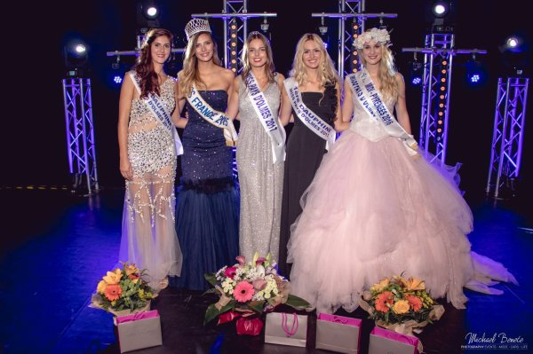 Miss Pays d'Olmes 2017 est Kelly Jourdain