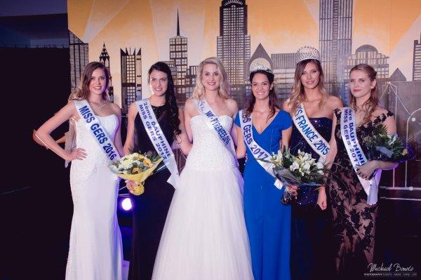 Miss Gers 2017 est Anais Dufillo