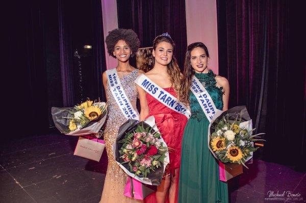 Miss Tarn 2017 est Estelle Vialas