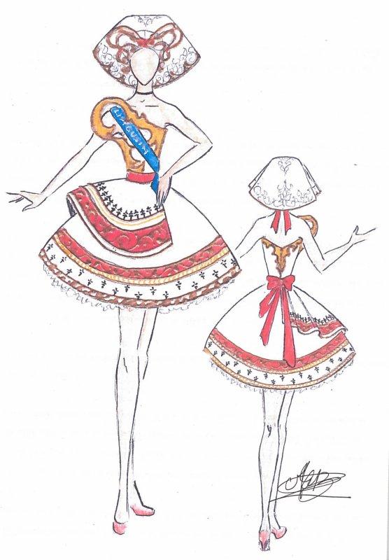 Costumes régionaux