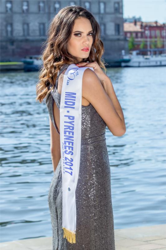 Miss Midi-Pyrénées 2017 - Anais Dufillo