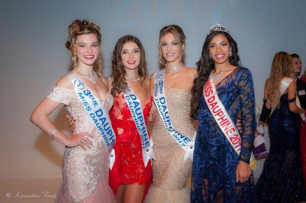 Miss Dauphiné 2017 est Lucie Dumas