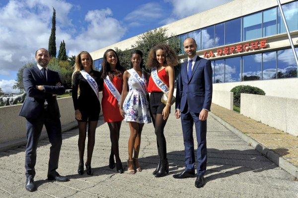 Show Miss France - La Dépêche du Midi