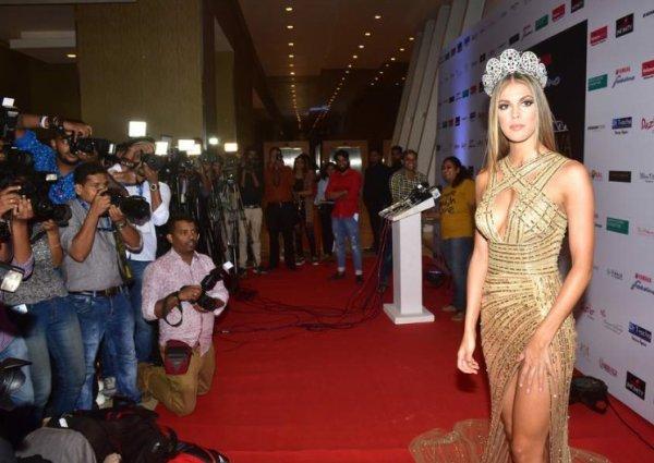 Iris Mittenaere - Miss Diva 2017