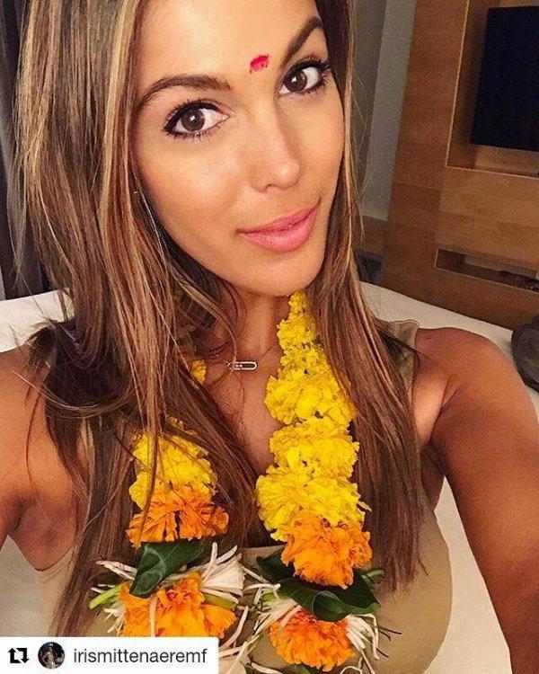 Iris Mittenaere - Inde
