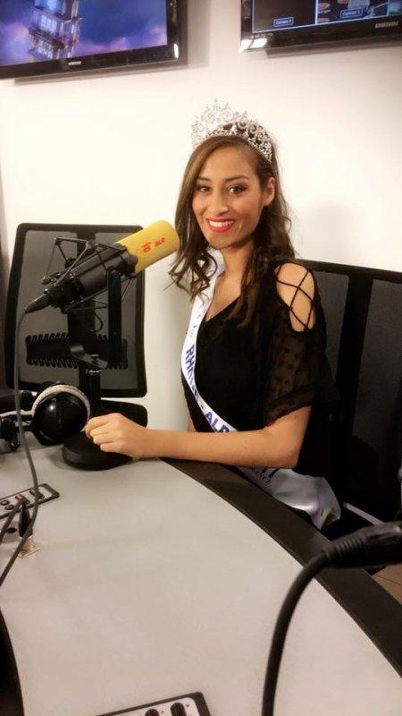 Dalida Benaoudia, Miss Rhône-Alpes 2017