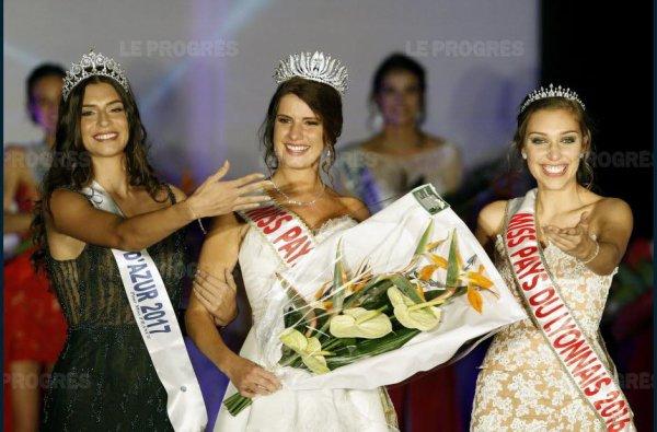 Miss Pays du Lyonnais 2017 est Noémie Côte