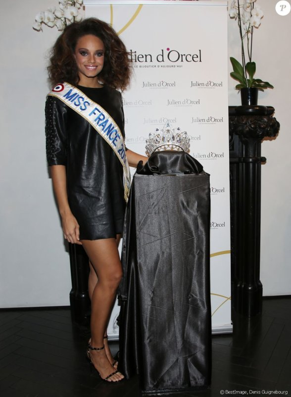 Couronne Miss France 2018