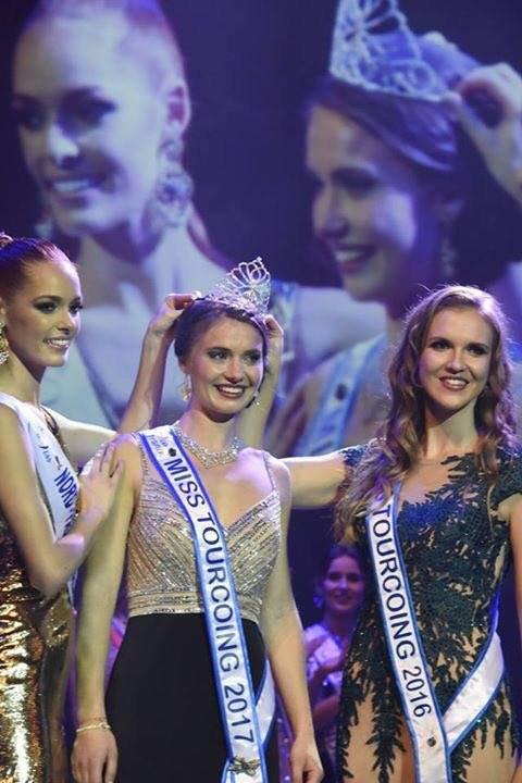 Miss Tourcoing 2017 est Suzon Déplanque