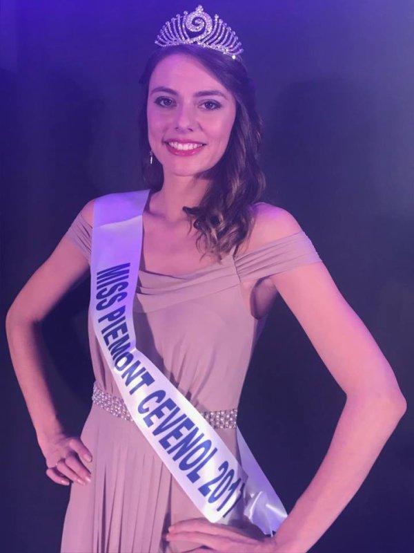 Miss Piémont Cévenol 2017 est Marine Beaugé