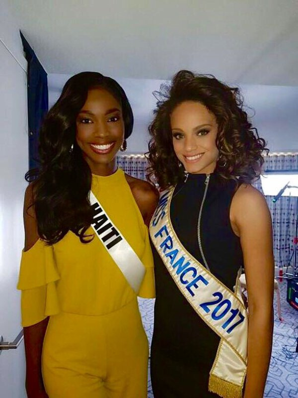 Alicia Aylies - Miss Univers