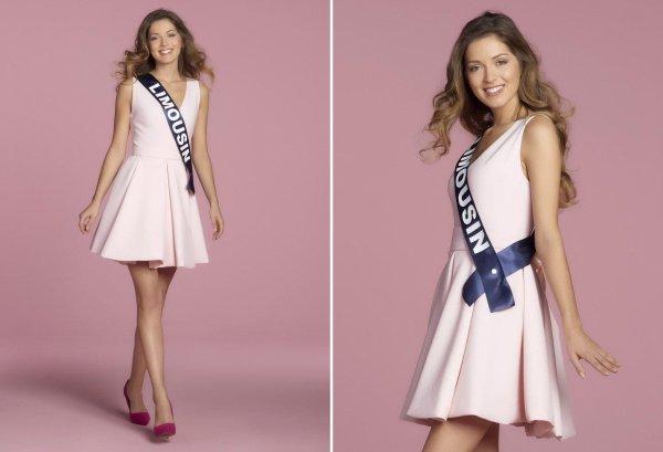 Photos officielles - Candidates Miss France 2018