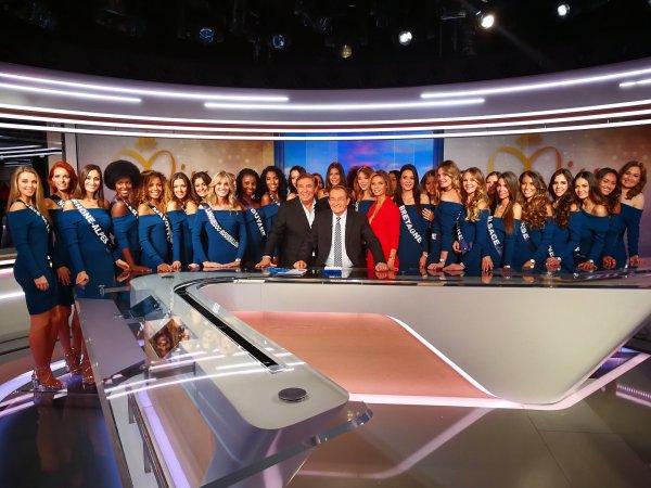 Candidates Miss France 2018 - JT 13h