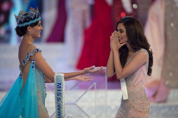 Miss Monde, Manushi Chhillar