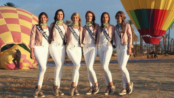 Aventure Miss France 2018 - Californie