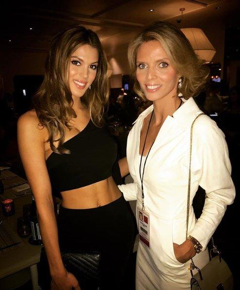 Iris Mittenaere & Sylvie Tellier - Las Vegas