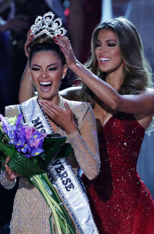 Miss Univers - Demi-Leigh Nel-Peters, Miss Afrique du Sud