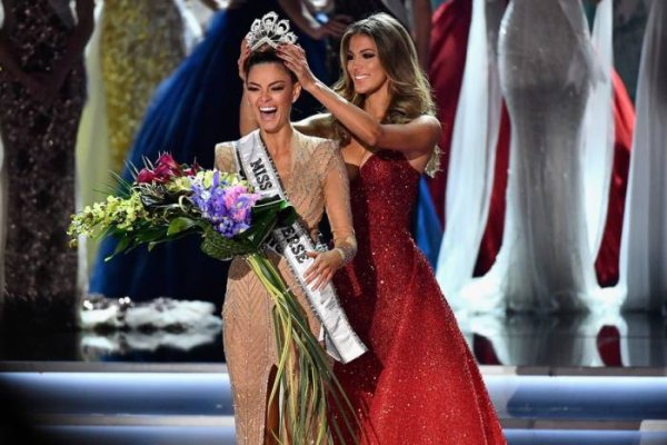 Demi-Leigh Nel-Peters, Miss Univers