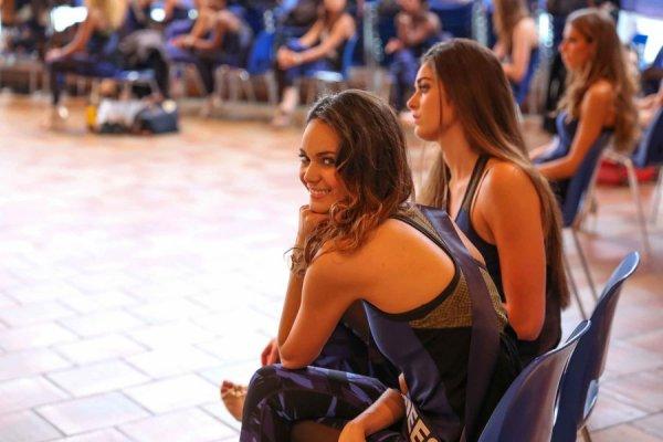 Répétitions Miss France 2018