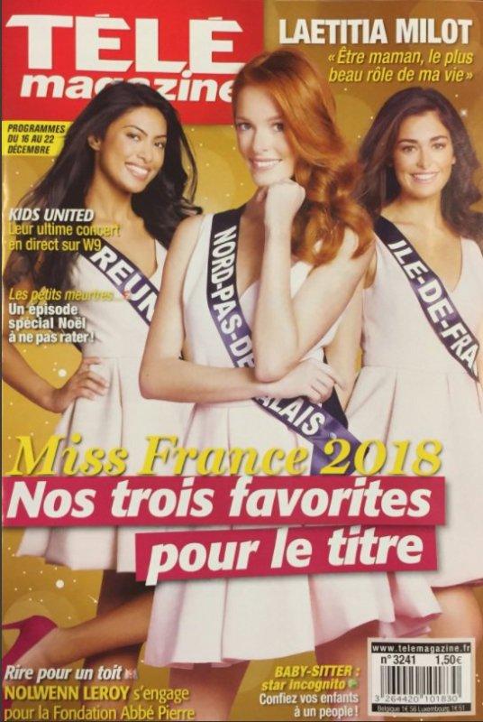 Miss France - En Une !