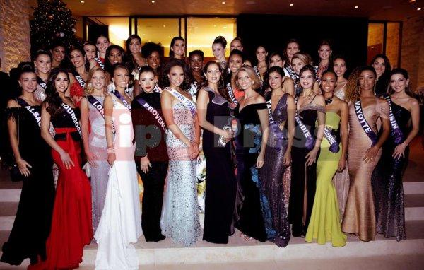 Déroulement de l'élection Miss France 2018