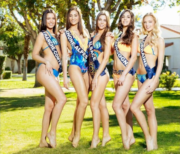 Photos officielles - maillot de bain