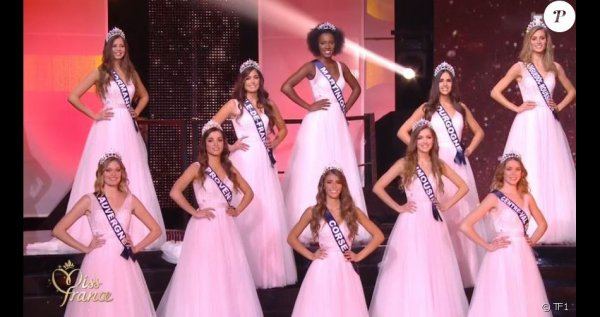 Election Miss France 2018