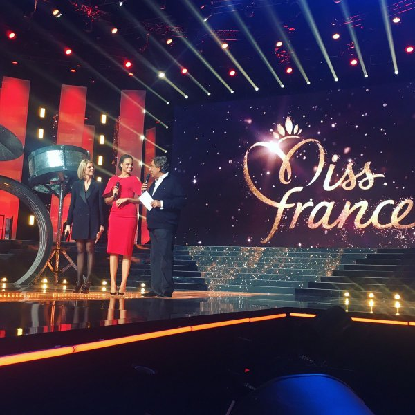 Coullisses - Miss France 2018