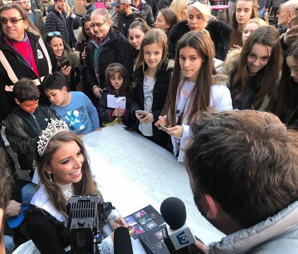 Eva Colas, 1ère dauphine de Miss France 2017