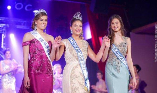 Miss Artois 2017 est Laurine Marette