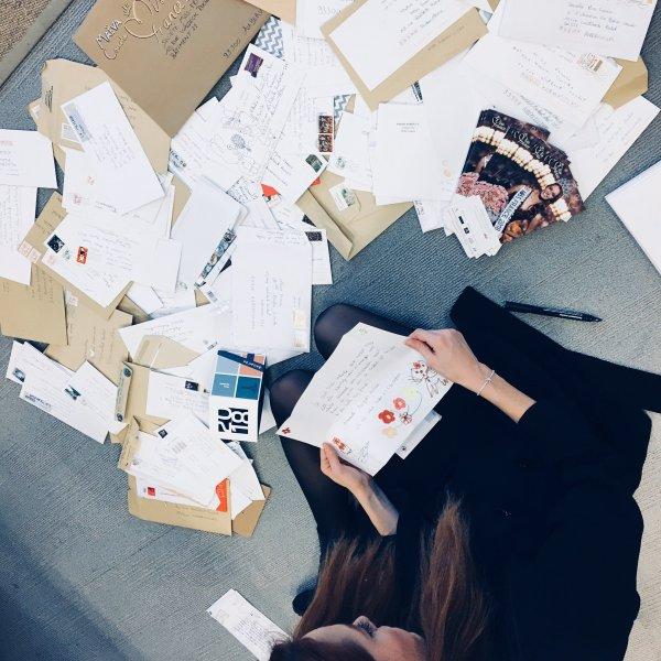 Maëva Coucke - lettres