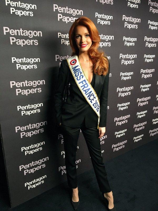 Maëva Coucke - Pentagone Papers