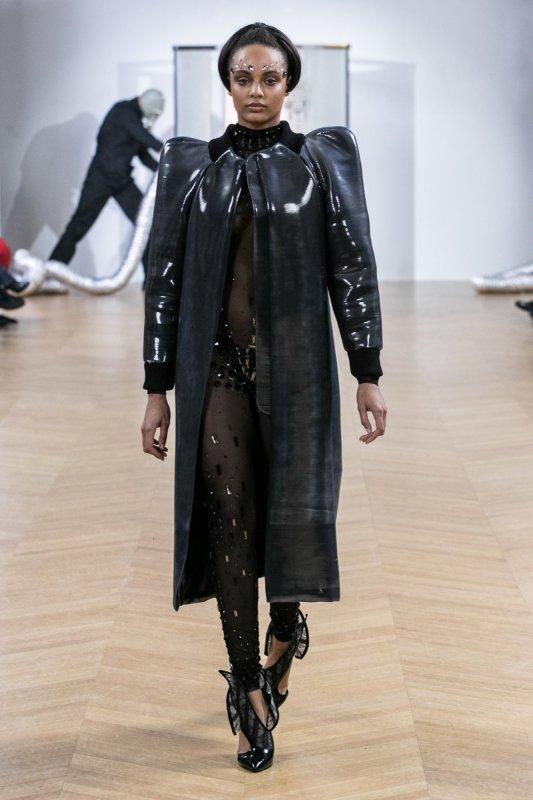 Alicia Aylies - Fashion Week