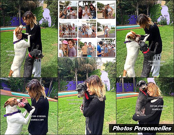 .                                                                                                                                                                                     FAN SHOOT - De nouvelles photos de Martina Stoessel & ses fans à Buenos Aires sont apparues                                                                                                                                                                                         Ses photos ont été prises par des fans avant le voyage de Tini au Mexique - vers les StudiosBaires, là où tourne la série Violetta.                                                                                                                                                                                           .