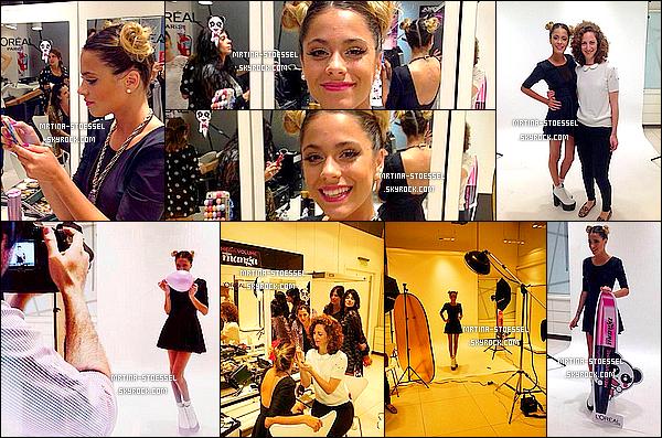 .                                                                                                                                                                                         Découvrez ou re-découvrez le photoshoot de Tini, Miss Manga, pour l'Oréal Paris.                                                                                                                                                                                         .
