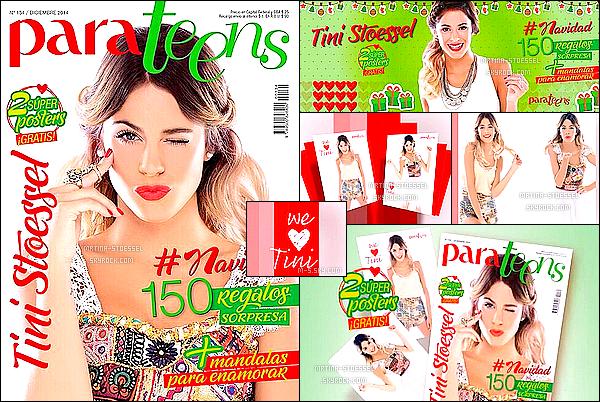 .                                                                                                                                                                                       Découvrez la couverture du Para Teens Spécial Noël, sorti le 04 décembre (Arg.)                                                                                                                                                                                      .