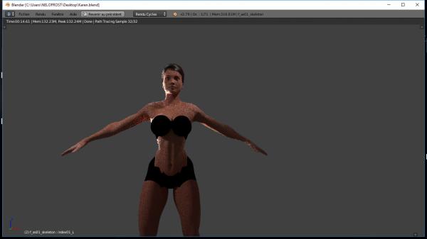 Mes créations 3D suite
