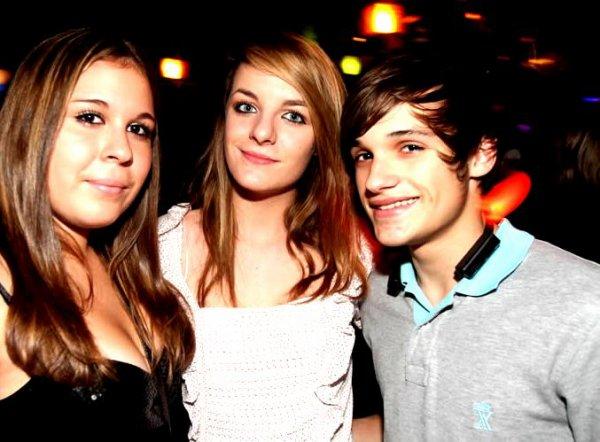 Bobby, Moi & MiniBite au Cap'tain <3