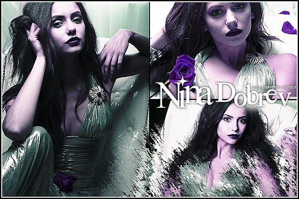 .    ● Bienvenue sur NinaDobrevz.sky', ta source sur la talentueuse Nina Constantinova Dobreva !    .